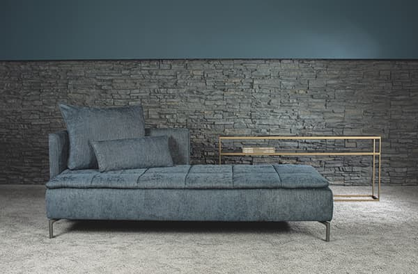 Remy Daybed, high-quality recliner with a casual look © Schramm