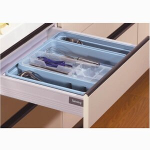 Soft Close Double Wall Metal Drawers- 908SH-A86