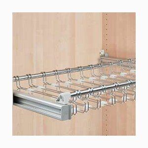 FRONTAL TROUSER RACK