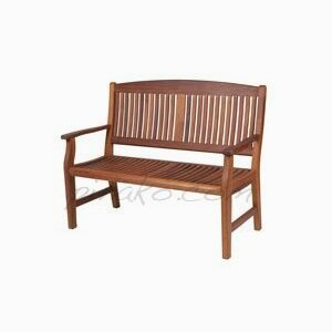 Victoria Garden Arm Bench for 2
