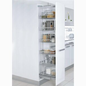 Telescopic Larder – Soft Closing