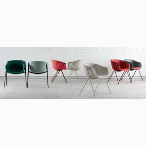 CHAIRS BAI DESIGNED BY ANDER LIZASO