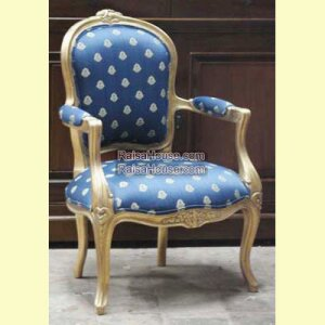 Cabriolet Arm Chair Original French Size
