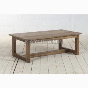 D-SHUTTER COFFEE TABLE