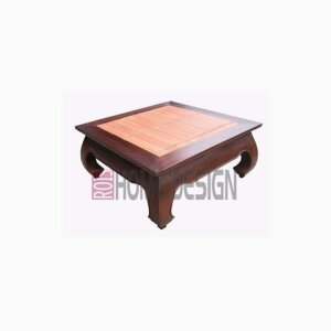 Opium Table Bamboo