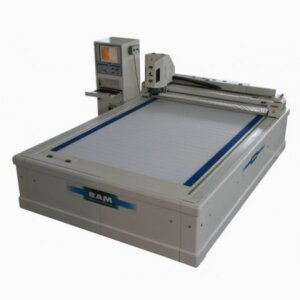 BF EV - Textile fabric contour cutting system