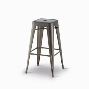 Barstool Industrial Plain - Replica