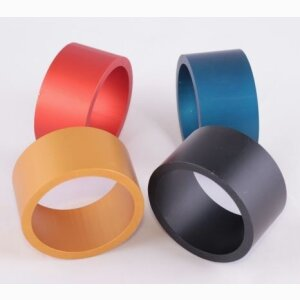 Colour anodizing