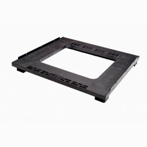 2501 OPEN REFRIGERATOR BASE WITH VENTILATION