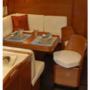 Boat furniture and components