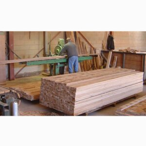 Oak timber products