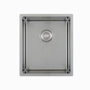 Stainless steel kitchen sink CA34R10