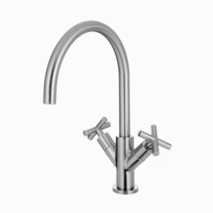 Stainless steel kitchen tap CA101I
