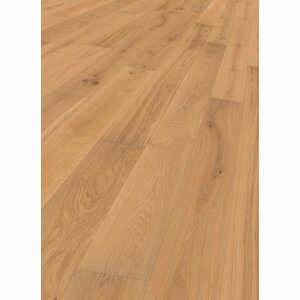Oak soft beige stained oiled