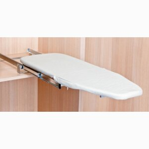 Iron board removable and folding for wardrobes DEQUM