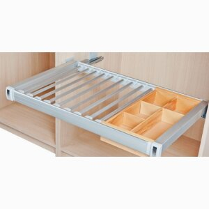 Organizers for drawers and wardrobes DEQUM