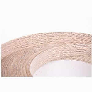 Realwood Veneer Edge Bandings Pre-Glued Veneer Edge Bandings