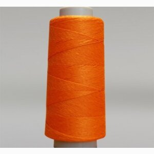 Air-Locked Textured Sewing Threads