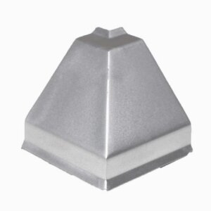 Aluminum Broken Edge Triangular Baseboard