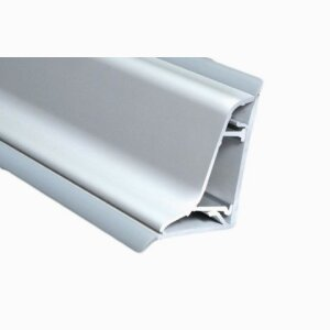 New Aluminium Skirting Shaped S