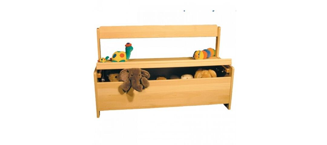 Storage Bench By Amik Wooden Toys