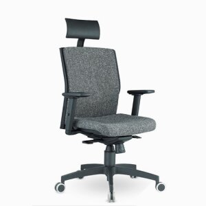X Due Upholstered with Headrest