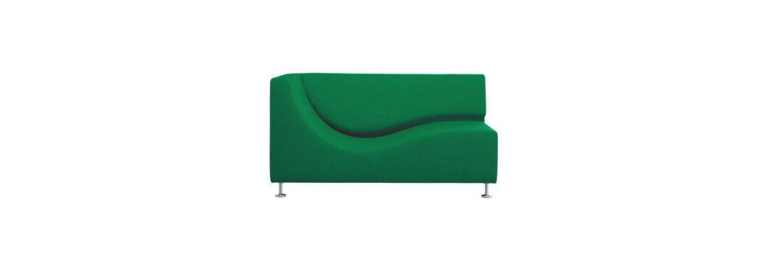 Three Sofa de Luxe | TSA/4 by Cappellini Cap Design S.p.A. ...