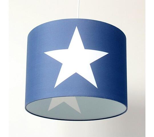 Product Picture 01 Of Roomstar Hanging Lamp With Star White Blue In Kids