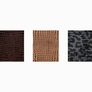 Front materials: Artificial leather