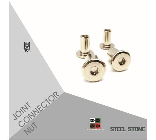 JOINT CONNECTOR NUT by Steel Stone Co , Ltd  | Nuts and