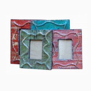 Picture Frame Tin