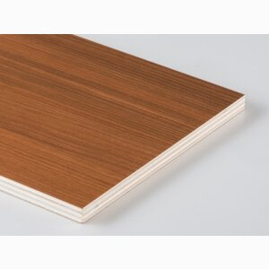 Poplar plywood Cherry Wood