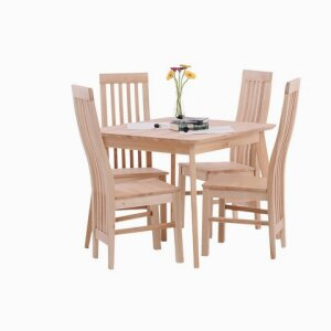 Table Calisto Chairs Grase