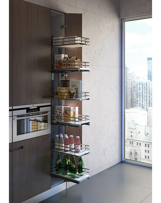Pantry Pull Out Unit Kitchen Cabinets