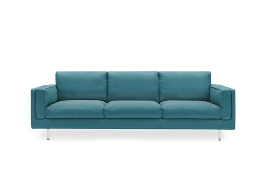 Metro Open Base Modular Sofa By