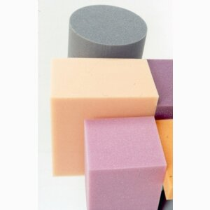 Cut foam products