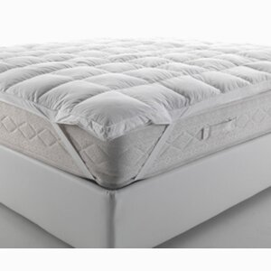 Mattress topper rollo-fill