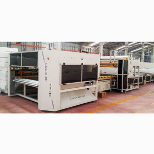PACKING MACHINES - FULLPACK-X Automatic Mattress, Base and Headboard Packing Machine
