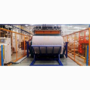 PACKING MACHINES - ROLLFOAMRoll Foam Packing Machine