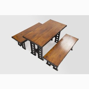 Industrial furniture set