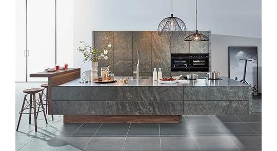 Forum Stone By Zeyko Mobelwerk Gmbh Co Kg Fitted Kitchens