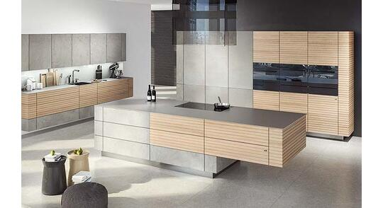 Woodline One By Zeyko Mobelwerk Gmbh Co Kg Fitted Kitchens