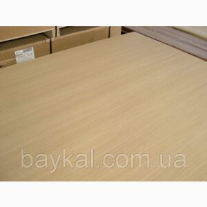 Veneered chipboard plates