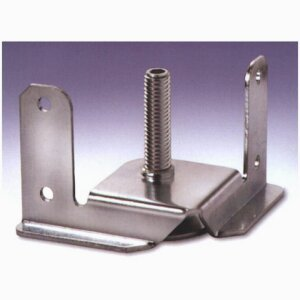 Corner bracket height adjuster M10 - Art.Nr. 015610