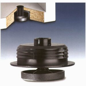 Height adjuster socket - Art.Nr.: 03000