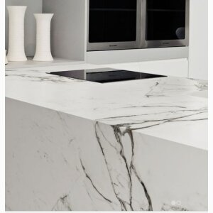 Kitchen worktops made of solid ceramic Dekton®