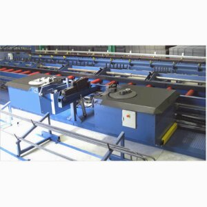 AUTOMATIC DOUBLE BENDERS - BENDOMAT SE SERIES