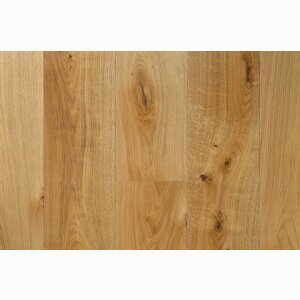 Plank floor oak natural tradition
