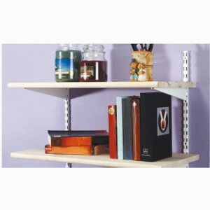Extra Light Wall Mounted Shelving System