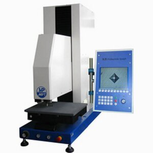 HARDNESS TESTING MACHINES - The small load hardness testers HP5/10/30 BV(R)-Z